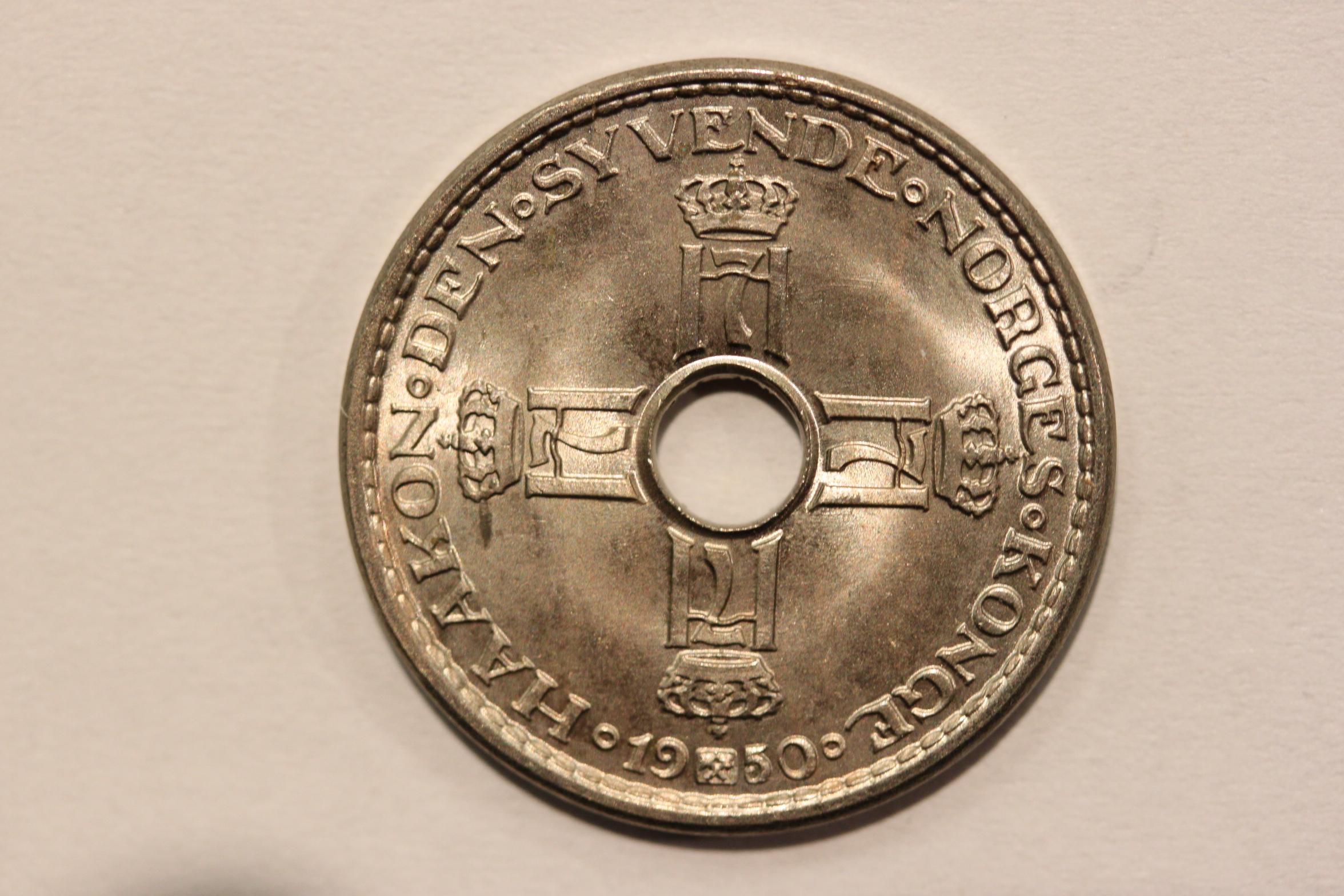 1 kroner